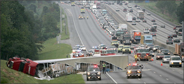 Tractor Trailer Accident Attorneys - Mid-Missouri & Lake of the Ozarks